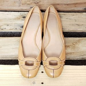 Cole Haan flats. Size 8